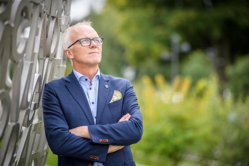Porträtt Thomas Bogsjö